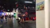Gamescom 2015 - Speed Tour