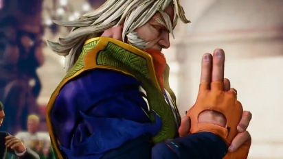 Street Fighter V - Zeku Reveal Trailer