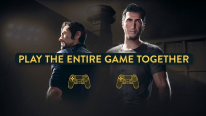 A Way Out – Friends Join for Free Trailer