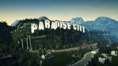 Burnout Paradise Remastered - Official Reveal Trailer