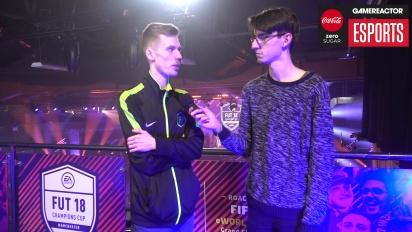 FUT Champions Cup Manchester - FUTWIZ Pricey Interview