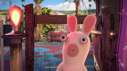 Rabbids Land - E3 Trailer