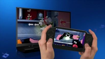 PS Vita - Cross Play E3 Trailer