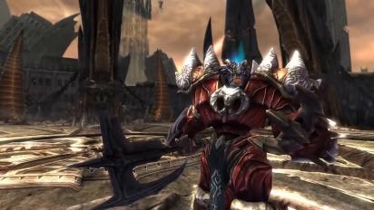 Darksiders: Warmastered Edition - Switch Announcement Trailer