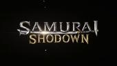 SAMURAI SHODOWN Epic Game Store release date trailer