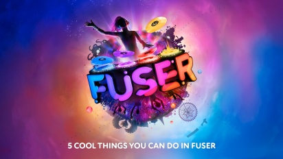 Fuser - Five Cool Things to do in Fuser (Sponsored)