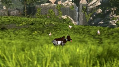 Goat MMO Simulator - Official Trailer