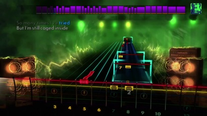 Rocksmith 2014 DLC - Three Days Grace