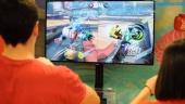 ARMS - Nintendo Switch Gameplay - Combat 1