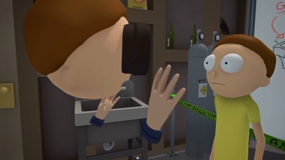 Rick and Morty: Virtual Rick-ality - Launch trailer