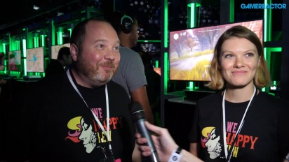 We Happy Few - Whitney Clayton and Cord Smith Interview