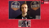 ECS Season 6 Finals - Gla1ve Interview