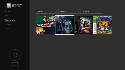 Xbox - October 2020 Games with Gold