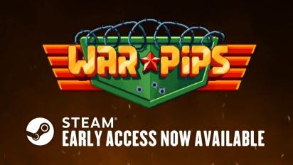 Warpips - Trailer