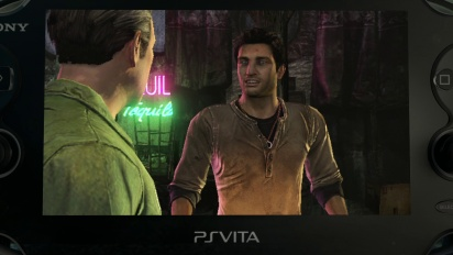 Uncharted: Golden Abyss - Launch Trailer