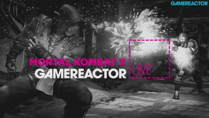 Mortal Kombat X - Jason Voorhees DLC Livestream Replay