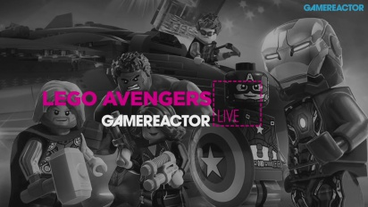 Lego Marvel Avengers - Livestream Replay
