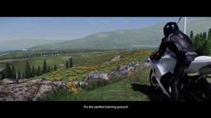 TT Isle of Man - Ride on the Edge 2 - Free Roam Trailer