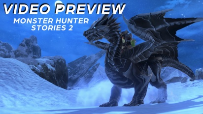 Monster Hunter Stories 2: Wings of Ruin - Video Preview