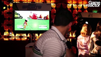 E3 11: Kinect Sports Season 2 - Golf presentation