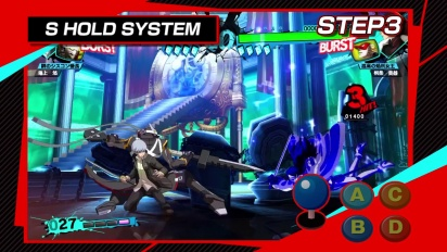 Persona 4: Arena Ultimax - Tutorial 3: New Systems
