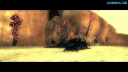 The Legend of Zelda: Twilight Princess HD - Road to Kakariko Wolf Link Gameplay
