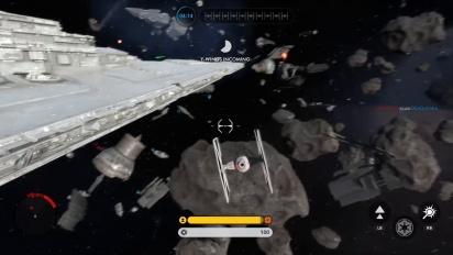Star War Battlefront - Death Star Gameplay