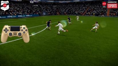 FIFA 18 - eCopa Tournament's Third Trick