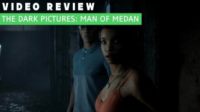 The Dark Pictures Anthology: Man of Medan - Video Review