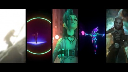 League of Legends - Arcane: Animated Series Announcement