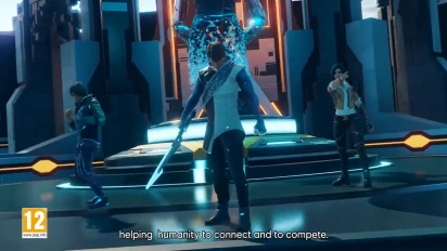 Hyper Scape - Season 1 Launch Trailer
