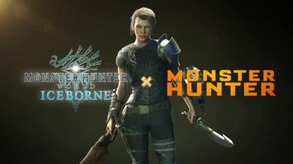 Monster Hunter World: Iceborne - Monster Hunter Movie Event Trailer