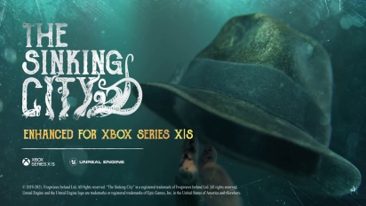 The Sinking City - Xbox Series S/X Release Trailer