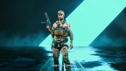 Battlefield 2042 - Operator Webster McKay Trailer