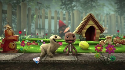Little Big Planet 3 - Community Crafted Launch Trailer