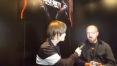 Gamescom 2015 - Behind the interviews