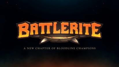 Battlerite - Champions Rising Trailer