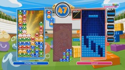 Puyo Puyo Tetris - Tailing Tutorial