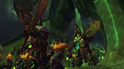 WoW: Legion - Features trailer