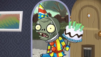 Plants vs. Zombies 2 - Birthdayz Mega Event Trailer
