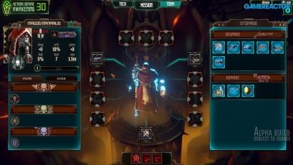 Warhammer 40,000: Mechanicus - Gameplay Demo & Interview