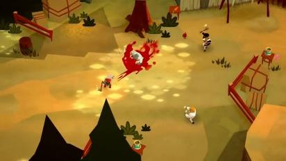 Bloodroots - Announcement Trailer