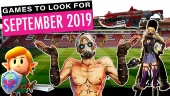 Games To Look For - September 2019