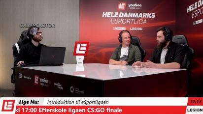 YouSee Esportligaen - Mesterskaber Season 3 - Dag 1