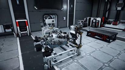 Rover Mechanic Simulator - Perseverance DLC Trailer