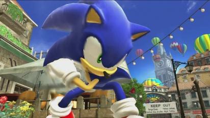 Sonic Generations - Gamescom