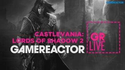 Castlevania: Lords of Shadow 2 - Livestream Replay
