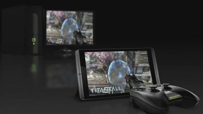 Nvidia Shield - Shield Tablet & Wireless Controller Announcement Trailer