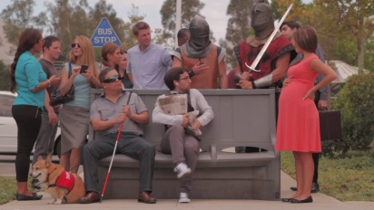 Chivalry: Medieval Warfare - Console Debut Trailer