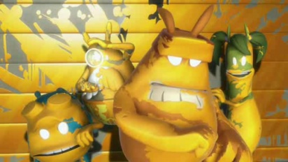 De Blob - THQ Gamers' Day 08: Cinematic Trailer